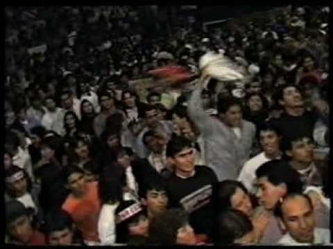 GRUPO D´STELLOS EN EL DON BOSCO EN 1998