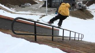 Snowboard camp 2010 - jour 3