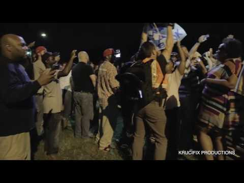 Charlotte NC Protest For Keith Lamont Scott 9.20.2016