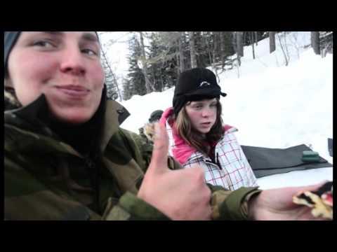 Grenseløs tur - vinter 2013
