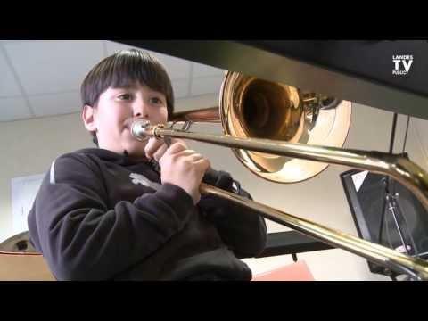 La pratique musicale collective dès le plus jeune âge au Conservatoire des Landes