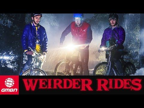GMBN's Weirder Rides | Halloween Special