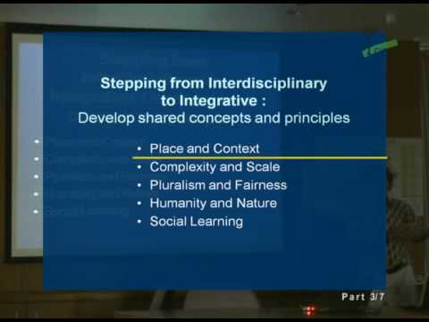 Peter Brosius part 3 – Advancing conservation in a social context: Working in a world of trade-offs