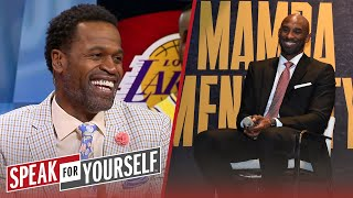 Stephen Jackson: LeBron hasn't surpassed Kobe Bryant on the all-time list | NBA | SPEAK FOR YOURSELF