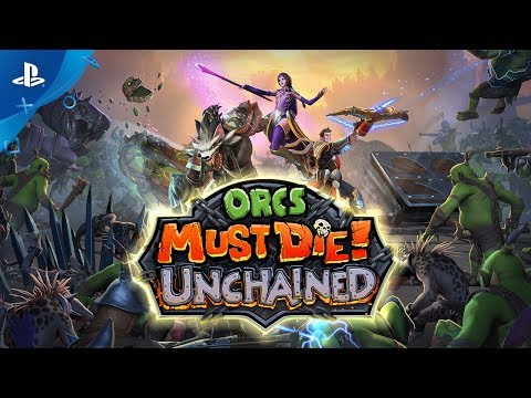 Orcs Must Die! Unchained Video Screenshot 3