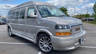 2020 Explorer GMC Savana 2500 Conversion Van Review & Test Drive