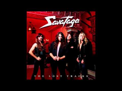 Savatage - Living On The Edge Of Time {Unreleased Track}