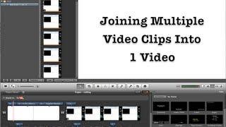 Windows Live Movie Maker Quick Tut: Join Multi Video Clips Into 1 Vid