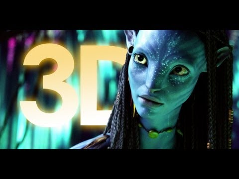 AVATAR (2009) ~ Trailer 3D Español Latino ~ FULL HD