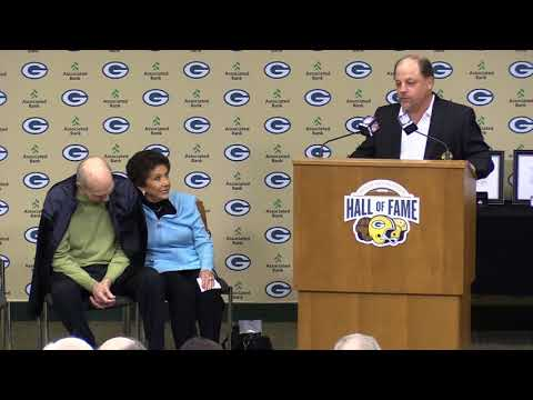 Bart Starr makes final appearance in Green Bay