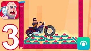 Happy Racing - Gameplay Walkthrough Part 3 - Junk Factory (iOS)