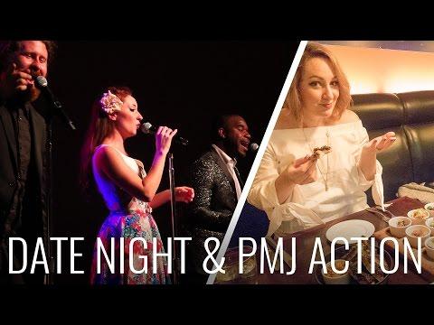 Zibibbo Date Night then Postmodern Jukebox Concert in Wellington