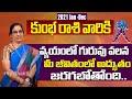 Kumbha Rasi 2021 Telugu   Telugu Rashi Phalalu 2021   Acquarius 2021 Horoscope   Celebrity Bhakti