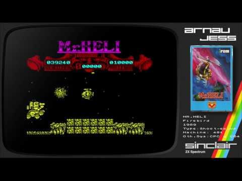 Mr. HELI Zx Spectrum by Firebirds