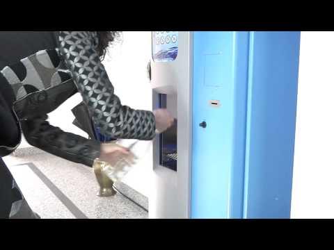Acqualys V - L'erogatore d'acqua a Km zero per condomini e per il vending