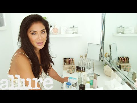 Nicole Scherzinger's Opulent Bathroom Tour | Beauty Spaces | Allure
