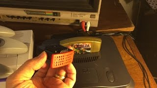 How to Install a Nintendo 64 (N64) Expansion Pak