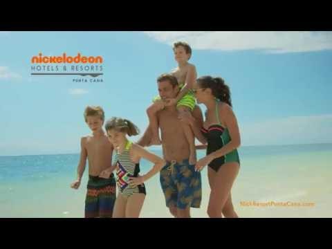 Bienvenidos a Nickelodeon Hotels & Resorts Punta Cana!