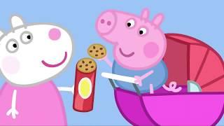 Peppa Pig Português Brasil | O Porquinho Bebê | Peppa Pig