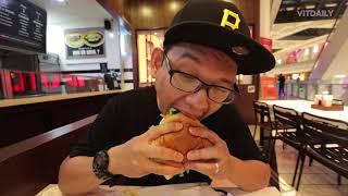 Berbaloi Ke • EP1: Burger RM4.50 Vs Burger RM138 🔥