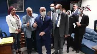 افتتاح مقر شركة الأهرام للسياحة بحضور   الشوربجي   و  سلامة