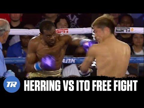 Jamel Herring vs Masayuki Ito | FREE FIGHT ON THIS DAY 11