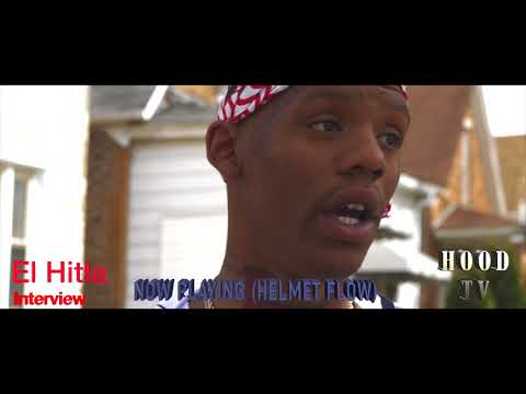 Hood tv Freestyle /Interview El Hitla (Dir by CoffeyShopProductions)