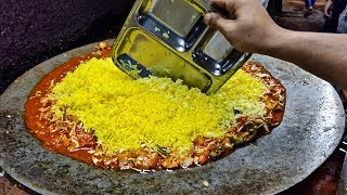 TAWA PULAO MAKING | Roadside Cooking Skills | Indian Street Food