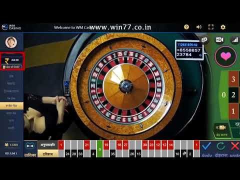Online Roulette in India | Best Live Roulette Casino in India