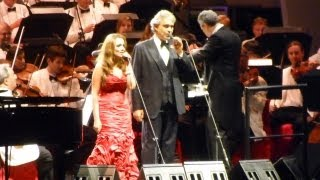 Andrea Bocelli Live @ The Hollywood Bowl 2013