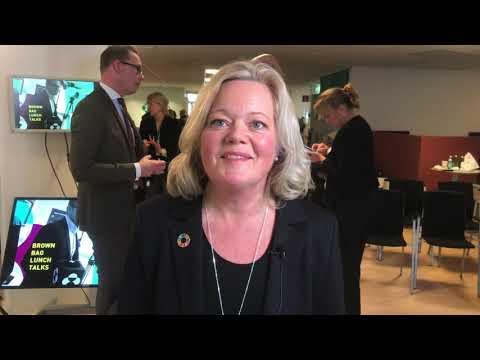 MSD Brown Bag Lunch Talks 21 oktober - Karolinska Institutet som motor för life science
