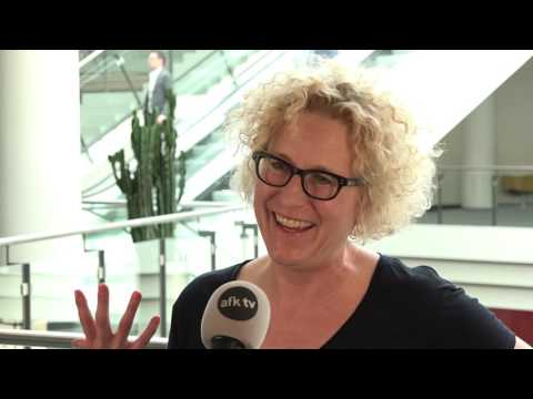 Interview: Karin Müller über die Anforderungen an Lokalfernsehen
