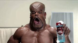 YTP - Terry Crews Makes Old Spice Smell like Power