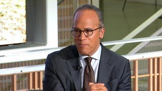 A Conversation with Lester Holt