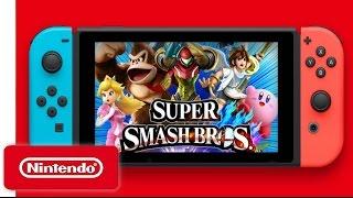 Super Smash Bros. for Nintendo Switch - Trailer