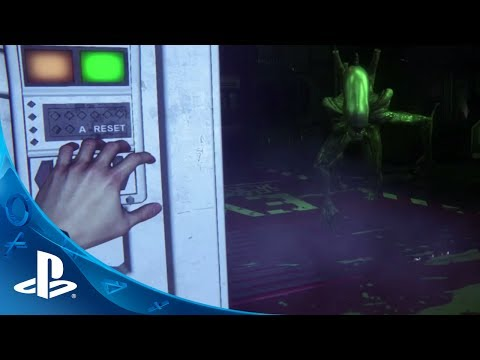 Alien: Isolation(TM) | PS3™ - PlayStation® Trailer