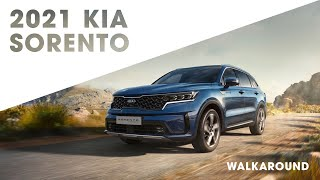 The all-new 2021 Kia Sorento - Walkaround | GiltrapTV