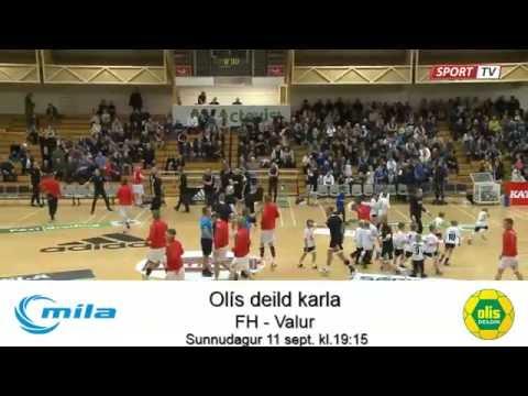 FH - Valur | Olísdeild karla 2016 | 11. sept. 2016 | 1. umferð