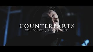 COUNTERPARTS you're not you anymore album release show 09/22/17