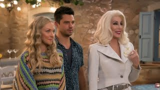 Mamma Mia! 2 Here We Go Again CLIPS & SONGS