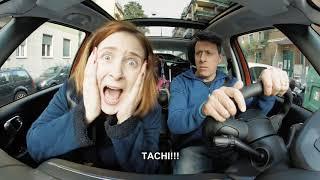 Partire in macchina coi figli - Pozzolis Life