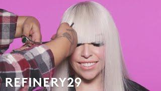 I Got Transformed Into Lady Gaga | Beauty Evolution | Refinery29