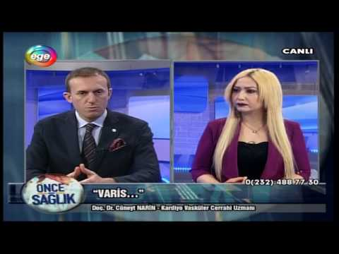 Varis Hastalıklarında Güncel Tedavi- 24.02.2017 Ege TV