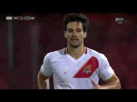 مباراة الوحدة 1-2 أبها | جميع الأهداف | الجولة 2 | دوري الأمير محمد بن سلمان للمحترفين 2020-2019