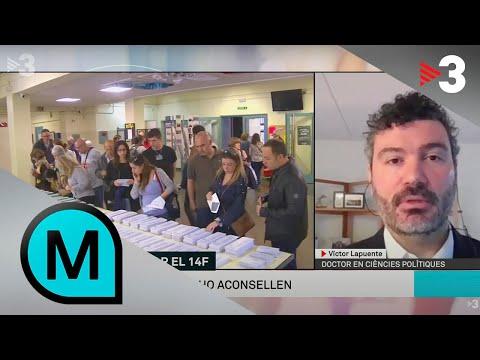 Víctor Lapuente: «Vivim en una egocràcia» – Els matins
