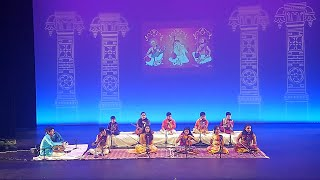 Indian(NRI) Kids Carnatic Music Violin Performance || USA || South Indian Classical Music
