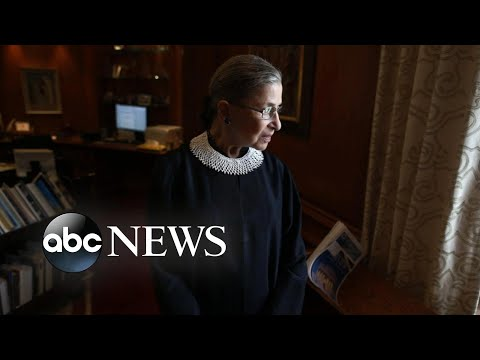 Public memorials planned for Ruth Bader Ginsburg