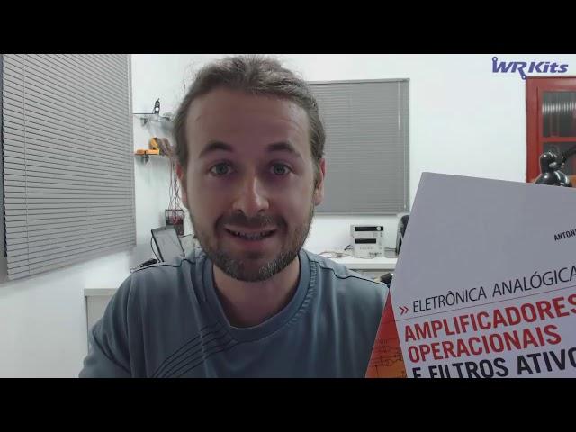 APRENDA SOBRE AMPLIFICADORES OPERACIONAIS COM ESTE LIVRO