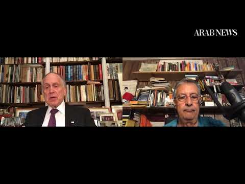 Arab News exclusive interview with WJC's Ronald Lauder