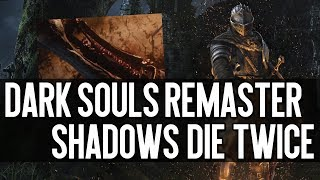 "Let's talk about ""Shadows Die Twice"" & Dark Souls Remastered"